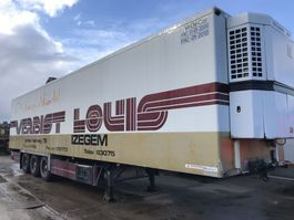 refrigerated semi trailer Trailor THERMO KING SB-III**COLDROOM-FRIGO** 1997
