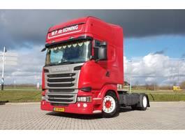 ciągnik siodłowy mega pojemny Scania R410 Topline MEB4x2 2015
