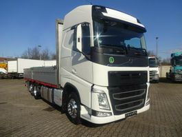 drop side truck Volvo FH12 540 Pritsche *Länge 7,27m* Lenk-Liftachse 2015