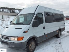 taxi bus Iveco Daily Minibus 2002