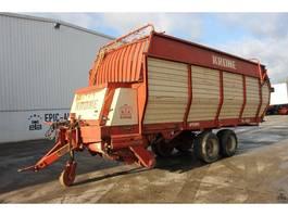 self loading wagon Krone HSL-4502T 1981