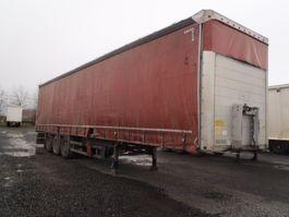 sliding curtain semi trailer Schmitz Cargobull Tautliner 2011
