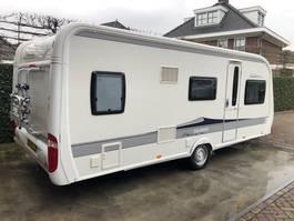 caravana Hobby De Luxe 545 KMF Airco / Mover / TV / Voortent 2013