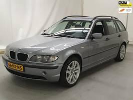 estate car BMW 3-serie Touring 316i Black&Silver II airco 2005