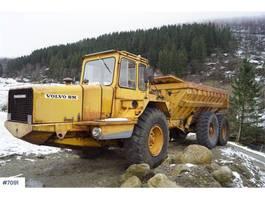 wozidło kołowe Volvo DR860S 6x4 Dumper with good BOX 1978