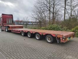 lowloader semi trailer Nooteboom OSD-50-04V 2004