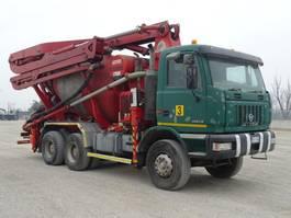 camion con pompa per calcestruzzo Astra usato