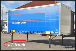 curtain slider swap body container Krone Schiebeplane, 7,45, CODE XL 2013