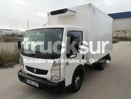 drop side lcv Renault Maxity 140.35 2014