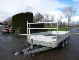 drop side car trailer Henra PL27B/SL plateauwagen 2014