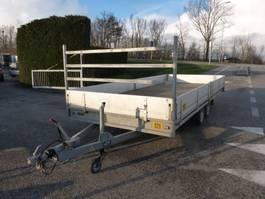 drop side car trailer Hulco MEDAX-2 2016