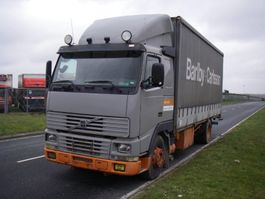 platform truck Volvo FH12 TRUCK WITH  PLATFORM