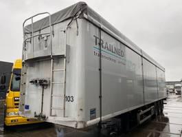walking floor semi trailer Knapen Trailers K100 2012