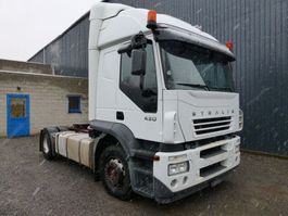 cab over engine Iveco STRALIS 430 AT MANUEL/MANUAL 2005