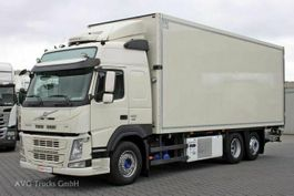 refrigerated truck Volvo FM460 ATP Doppelstock TKSpectrum Lenkachse LBW 2014