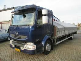 tilt truck Renault Midlum 220DXI Euro5 Klima Netto €5450,=