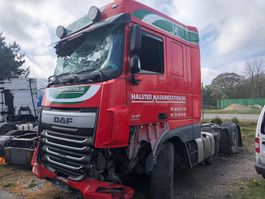 Axle truck part DAF AAS1347 - 2.80 2017