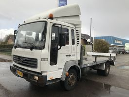 chassis cab truck Volvo FL6 11 MANUAL STEEL HOLLAND 2001