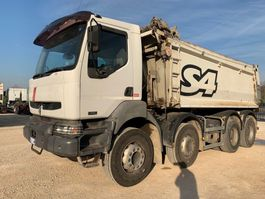 camion a cassone ribaltabile > 7.5 t Renault Kerax 420 DCi 2004