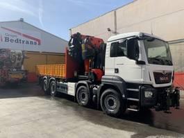 crane truck MAN Tgs 41 460 Palfinger 92002 Sh G + Jib 2020