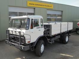 platform truck DAF 1800 1990