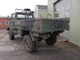 army truck Unimog U1300 L