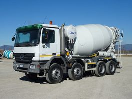 concrete mixer truck Mercedes Benz 4141
