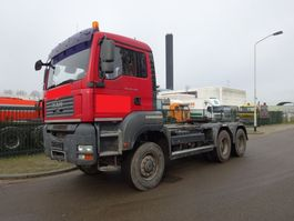cab over engine MAN TGA 26.440 6 X 6 !! MANUAL GEARBOX !! 2007