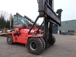 wózek masztowy do kontenerów Kalmar DCF 100-45 E7 2014