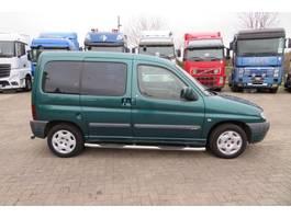 hatchback car Citroen BERLINGO multispace benzine 5 places/4 doors 5 places 1999