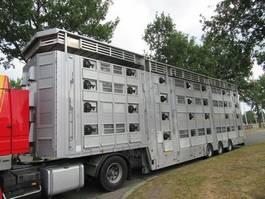 livestock semi trailer Pezzaioli SBA31U