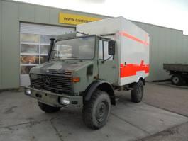 army truck Unimog 435 1984