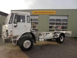 camión contenedor DAF 5444 1990