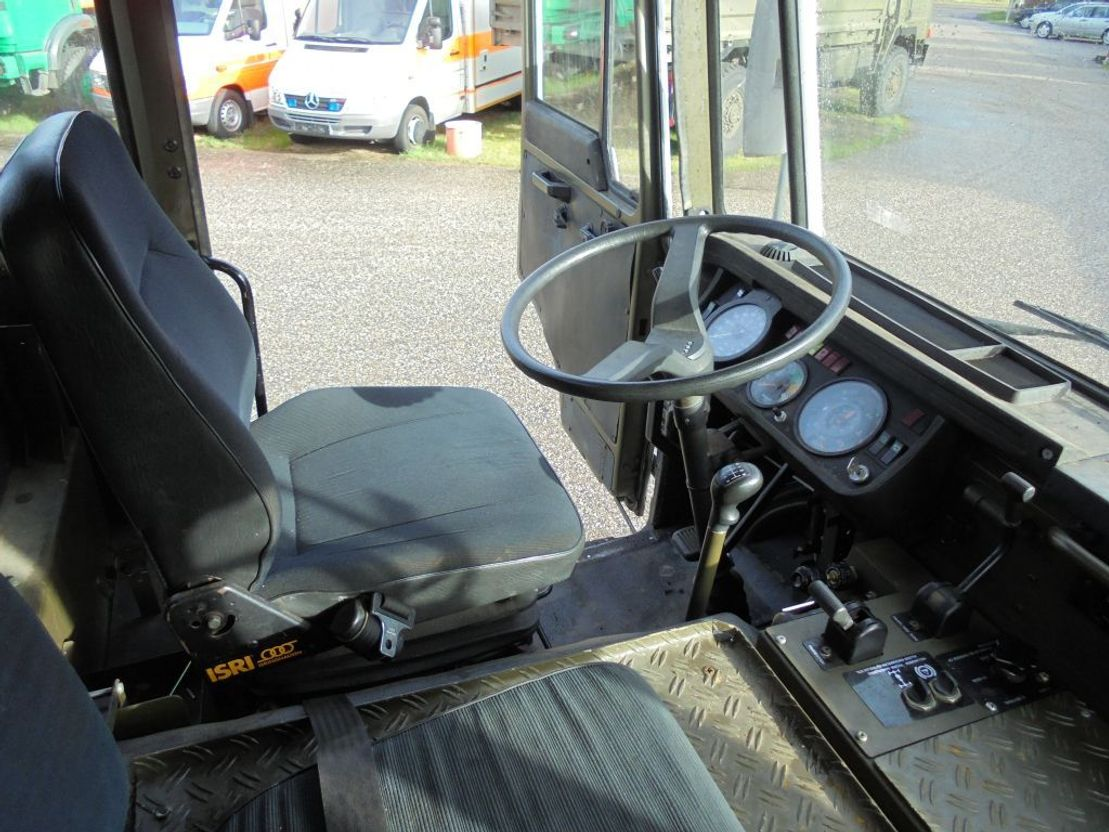 container truck DAF 5444 1990