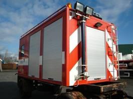 container uso ufficio - abitativo feldhoorn brandweer/camper/laadbak 2020