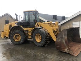wheel loader Caterpillar 950H 2008