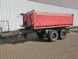 other full trailers Meiller MZDA 18/21 MZDA 18/21, Alu-Bordwände, ca. 10m³ 2002
