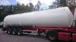 Futterauflieger Lag Silo / bulk OOK TE HUUR 60 m3 elec / Hydraulic Tipping system 2018