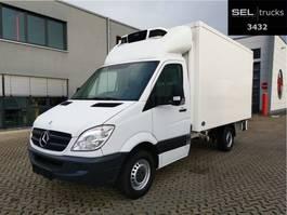 van chłodniczy Mercedes Benz Sprinter / Carrier / 3 Sitze / German 2013