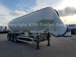 feed semi trailer Feldbinder EUT 42.3 1996