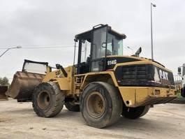 wheel loader Caterpillar 914 G