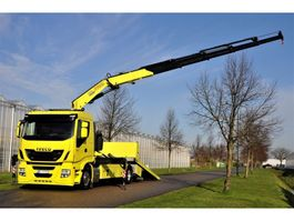 tow-recovery truck Iveco Stralis 480 - EURO:6-  4x2 LL OMARS - Takelwagen - Depannage - Towtruck ... 2014