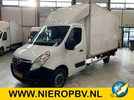 closed box lcv < 7.5 t Opel MOVANO bakwagen laadklep zijdeur airco 2015
