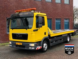 tow-recovery truck MAN TGL 10 180 Abschlepp / Depanage / Bergin Brill / Winch / SUPER CLEAN 2014