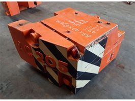 other equipment part Terex AC 205 2.4 ton counterweight (0.7/1.7 ton)