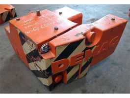 other equipment part Terex AC 205 2.6 ton counterweight(0.7/1.9 ton)