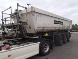 tipper semi trailer Schmitz Cargobull SK24 Kipper Hardox 2013