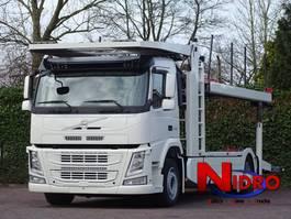 car transporter truck Volvo FM 330 AUT EURO 6 KÄSSBOHRER CITYTRANS 5 CARS 2014