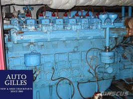 generator Stamford / Perkins / Newage International HC.1534F2 1997