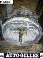 Gearbox truck part Volkswagen Getriebe 5GG VW-MAN 8.150 etc. LKW Getriebe 1987